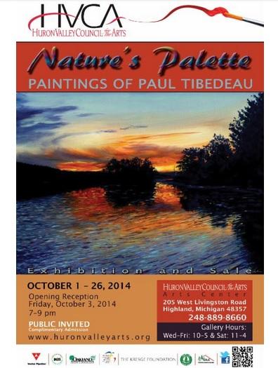 Paul Tibedeau Show!