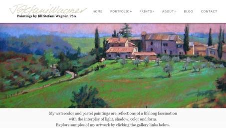 jill wagner website shot