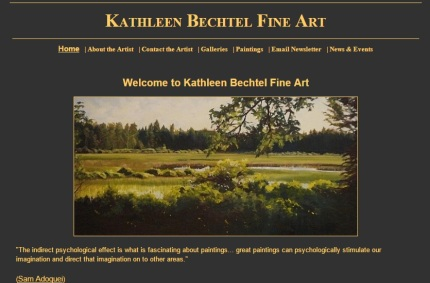 kathleen bechtel fine art website shot